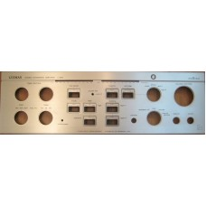 Luxman L-580 Front Panel Faceplate Part # WA1195