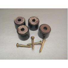 Luxman L-580 L-58A Integrated Amplifier Leg Part # WN1018
