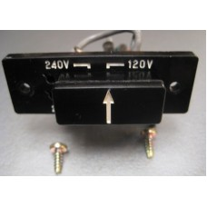 Luxman 1500 AC Voltage Selector