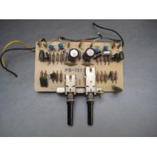 Luxman 1500 Filter Board Part # PB757
