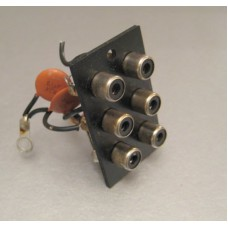 Luxman R-1120 Receiver Phono Aux Input Jacks