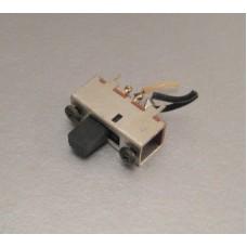 Luxman R-1120 Receiver FM Attenuator switch Part # SS014