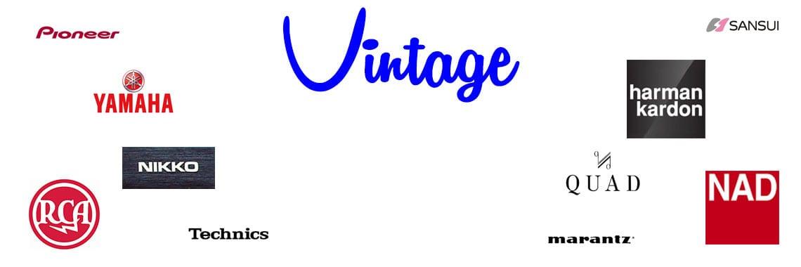 Vintage Electronics - Slide 1