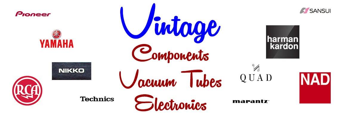 Vintage Electronics - Slide 4