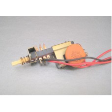 Concord CR-250 Receiver Power Switch