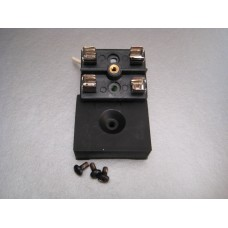Rotel RA-413 RA-414 Integrated Amplifier Speaker Fuse Holder Part # 648211157