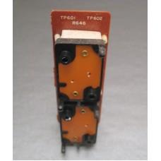 Technics SA-500 Power Transistor Sockets Part # SJV1401-1