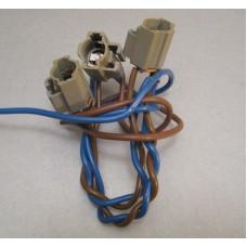 Technics SA-500 Pilot Lamp Sockets Part # SJS2101
