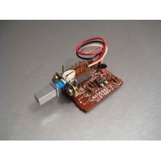 Yamaha CA-610 II Amplifier Meter Push Switch With Drive Board # KA800190