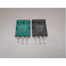 2SA1302 2SC3281 Toshiba Power Transistor Pair