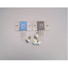 2SB618A 2SD588A Complementary Pair Transistors