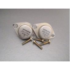 2SA756 2SC1030 Transistor Pair
