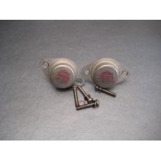 2SA679 2SC1079 Toshiba Power Transistor Pair
