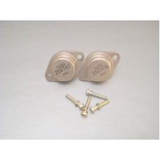 2SA747 2SC1116 Sanken Power Transistor Pair