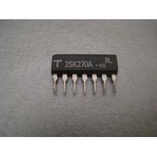 2SK270A Dual FET Toshiba