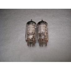 EF86 6267 Vacuum Tube Matched Pair