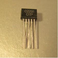 2SC2291 Dual NPN Transistor