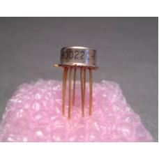 LH0022CH FET OP-AMP 8 Pin Gold