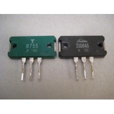 2SB755 2SD845 TO-3 Power Transistor Pair