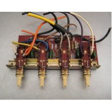 Marantz 2220 Loudness Muting Filter PCB Part # YD2819001-0