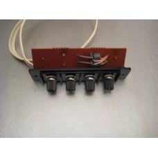 Marantz 1550 Receiver AM FM Antenna Board Part # YH22760210