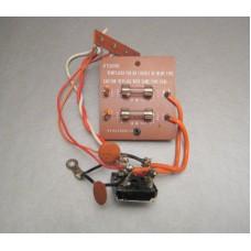 Marantz 1550 Receiver Fuse Circuit Board Part # YF22780010