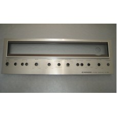 Pioneer SX-680 Receiver Front Panel Faceplate Part # ANB-596