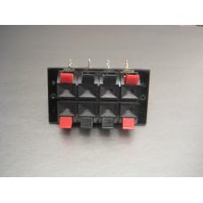 Pioneer SX-3700 Receiver Speaker Terminal AKE-044
