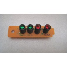 Pioneer CT-F1000 Indicator Board Part # RWX-176