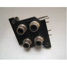 Pioneer CT-F1000 Input Jack Part # RKB-014