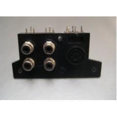 Pioneer CT-F1000 Output Jack Part # RKB-013