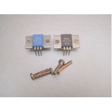 2SB617A 2SD587A Complementary Pair Transistors