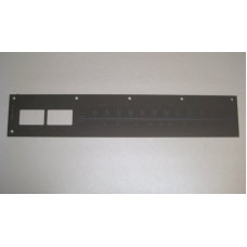 Pioneer SX-828 Receiver Dial Scale Part # AAG-031-A