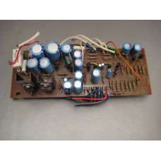 Pioneer SX-650 Receiver Power Amp Assembly Part # GWR-101