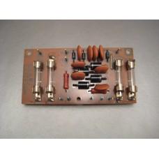 Pioneer SX-650 Receiver Power Supply Board Part # AWR-117