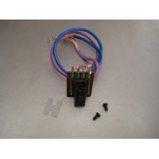 Pioneer SX-650 Receiver De-emphasis assembly Part # AWX-095