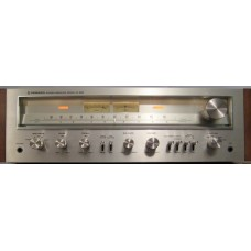 Pioneer SX-650 Receiver Cleaned Serviced And Tested