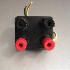 NAD 7155 Receiver Speaker Terminal PCB Part # 72-2164-0-0