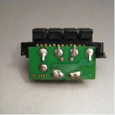 NAD 7155 Receiver Antenna Terminal PCB Part # 72-2167