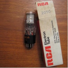 RCA 2050 Vacuum Tube - Made in USA