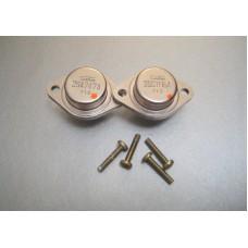 2SA747A 2SC1116A Sanken Power Transistor Pair