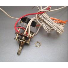 Toshiba SA-750 Receiver Power Speaker Switch Part  # 22162402