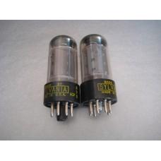 7591A Sylvania Vacuum Tube Matched Pair